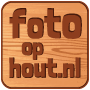 Affiliate banner Foto op Hout