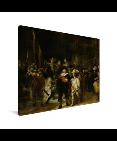 De Nachtwacht - Schilderij van Rembrandt van Rijn