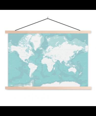 Oceanen textielposter