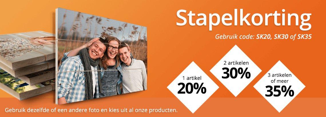 Foto op hout Oud&Nieuw korting